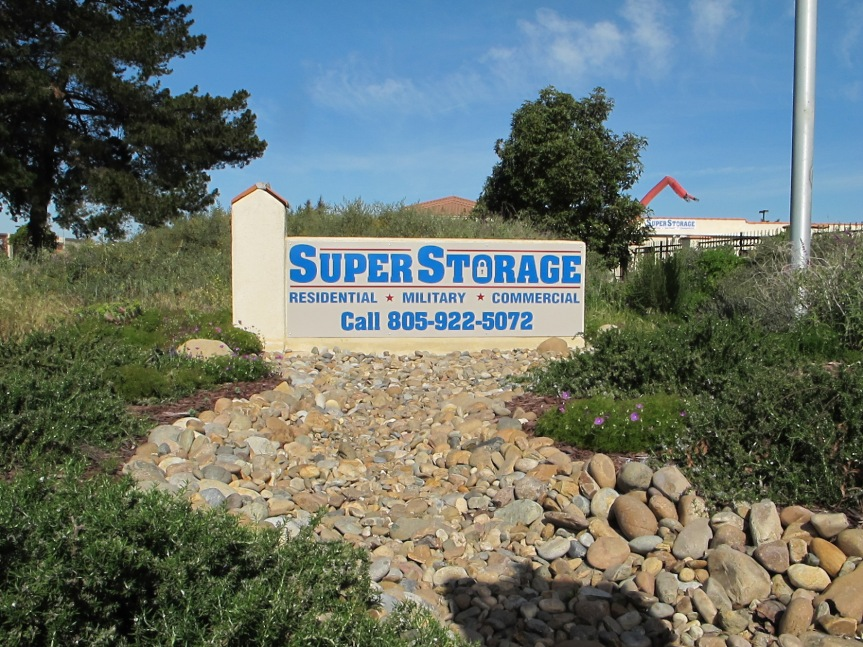 SuperStorage Santa Maria | 2600 Santa Maria Way, Santa Maria, California 93455 United States